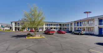 Motel 6 El Paso West - El Paso - Building