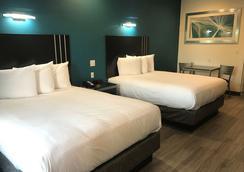 Americas Best Value Inn & Suites Sumter - Sumter - Makuuhuone