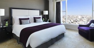 Four Seasons Hotel Amman - Амман - Спальня