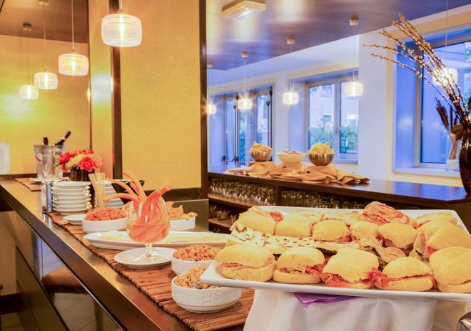 貝斯特韋斯特城市酒店 - 波隆那 - 博洛尼亞 - 自助餐