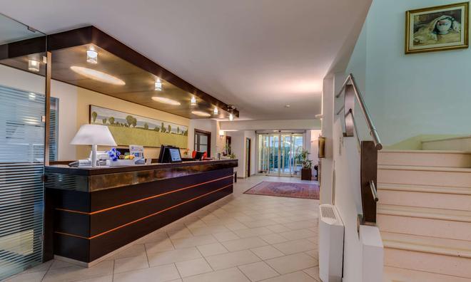 貝斯特韋斯特城市酒店 - 波隆那 - 博洛尼亞 - 櫃檯