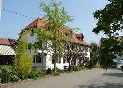 Logis Hôtel Au Lion Rouge - Bartenheim - Edificio