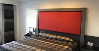 Hotel Atenas Plaza - מקסיקו סיטי - חדר שינה