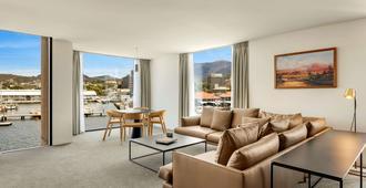 MACq 01 Hotel - Hobart - Sala de estar