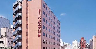 Hotel Bel Air Sendai - Sendai - Building