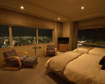 Hotel Nikko Niigata - Niigata - Κρεβατοκάμαρα