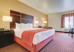 丹佛蓋特威公園拉金塔旅館及套房酒店 - 丹佛 - 丹佛 - 臥室