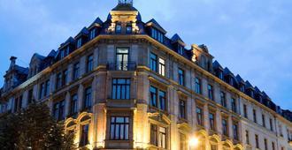 Victoria Hotel - Франкфурт-на-Майне - Здание