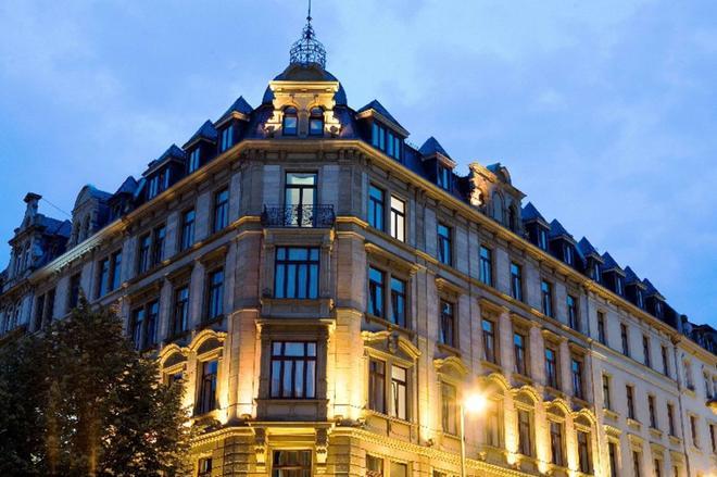 Victoria Hotel - Frankfurt am Main - Building