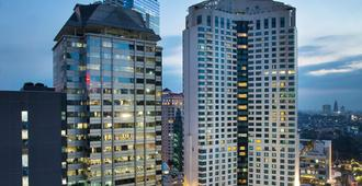 雅加達洲際酒店 - 雅加達 - 雅加達 - 建築