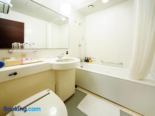 Hotel Wing International Premium Tokyo Yotsuya - Tokyo - Bathroom