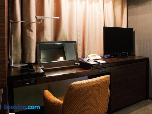 Hotel Wing International Premium Tokyo Yotsuya - Tokyo - Living room
