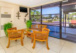 Quality Hotel Darwin Airport - Darwin - Lobby