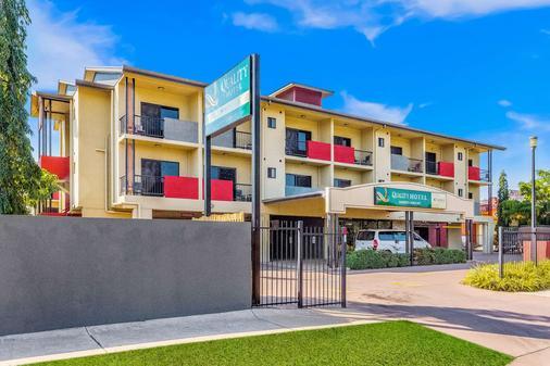 Quality Hotel Darwin Airport - Darwin - Gebäude