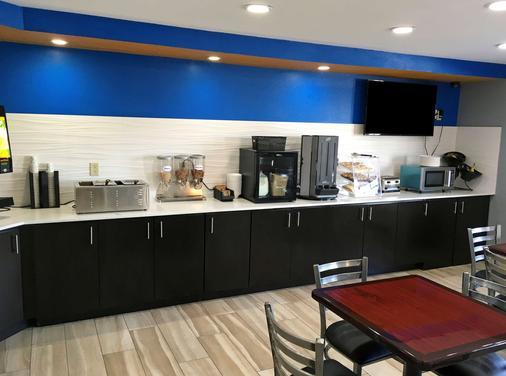 Americas Best Value Inn Denham Springs Baton Rouge - Denham Springs - Buffet