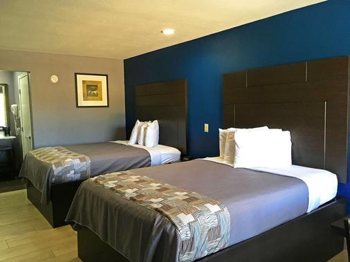 Americas Best Value Inn Denham Springs Baton Rouge - Denham Springs - Schlafzimmer