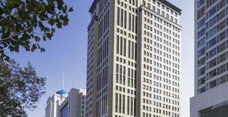 Dalian Asia Pacific Service Apartment - Dalian - Building