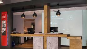 Ibis Amboise - Amboise - Front desk