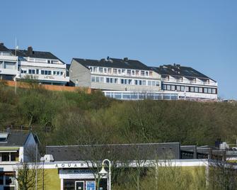 Hotel Felsen-Eck - Heligoland - Building