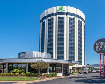 Holiday Inn New Orleans West Bank Tower - Gretna - Gebouw