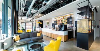 Staycity Aparthotels Manchester Northern Quarter - Manchester - Bar
