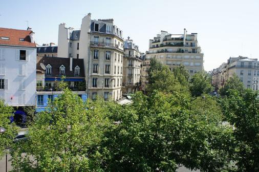 愛德格基內酒店 - 巴黎 - 巴黎 - 室外景