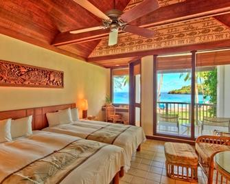 Palau Pacific Resort - Koror - Slaapkamer