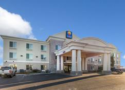 Comfort Inn & Suites - Rock Springs - Building