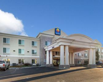 Comfort Inn And Suites Rock Springs - Rock Springs - Gebouw