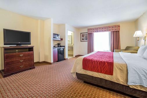 Comfort Inn & Suites - Rock Springs - Bedroom