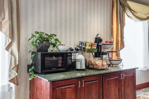 Comfort Inn & Suites - Rock Springs - Buffet