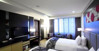 Taichung Maison de Chine-Pin Chen Building - Taichung City - Bedroom