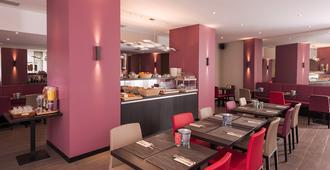 Hotel Les Nations - ג'נבה - מסעדה