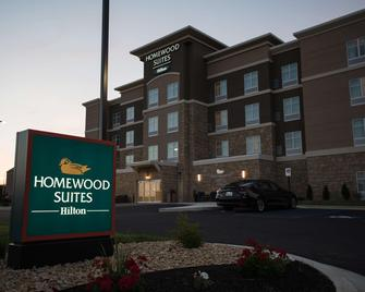 Homewood Suites by Hilton Paducah - Падука - Building