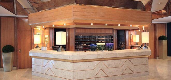 總統星際酒店 - 吉那歐 - 熱那亞 - 酒吧