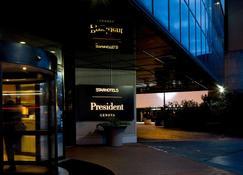 Starhotels President - Gênova - Edifício
