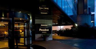 Starhotels President - Genova - Rakennus