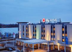 H4 Hotel Leipzig - Leipzig / Halle - Gebouw
