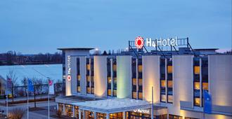 H4 Hotel Leipzig - Leipzig - Byggnad