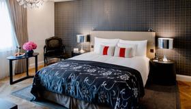 Hotel Schweizerhof Bern & The Spa - Bern - Slaapkamer
