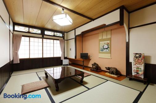 Ryoso Tsuyukusa - Takayama - Dining room