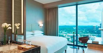 Courtyard by Marriott Singapore Novena - Singapore - Bedroom