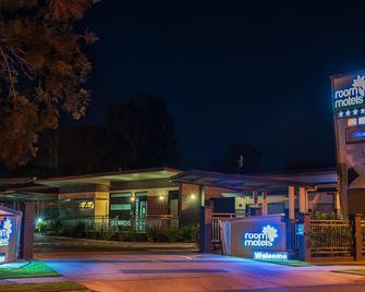 Room Motels Kingaroy - Кінгароу - Будівля