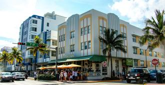 Majestic Hotel South Beach - Miami Beach - Rakennus