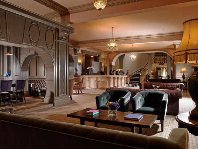 Killashee Hotel - Naas - Lounge