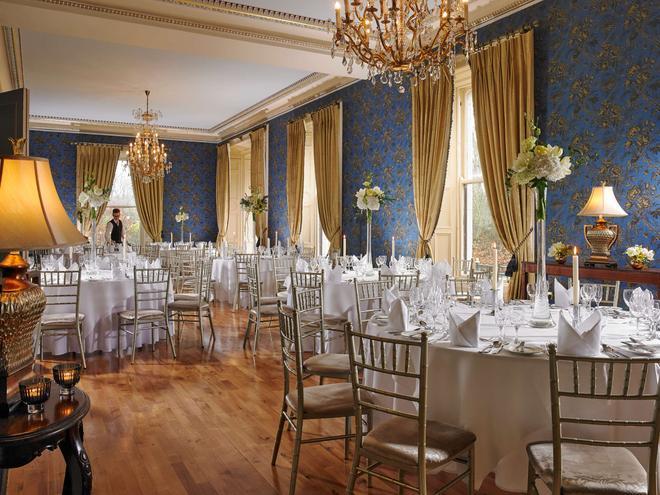 Killashee Hotel - Naas - Banquet hall