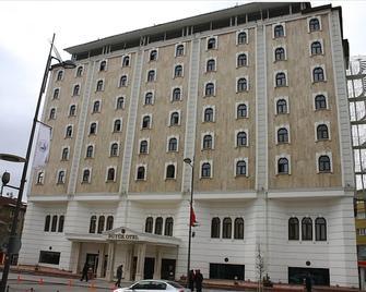 Sivas Buyuk Hotel - Sivas - Building