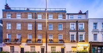 Comfort Inn Victoria - Londres - Bâtiment
