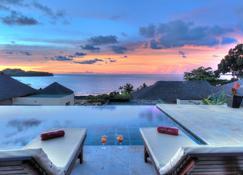Home Madagascar The Residence - Isla Nosy Be - Piscina