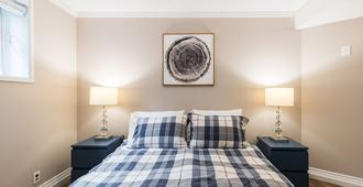 Large, Quiet Suite For Your Vancouver Getaway! - Vancouver - Schlafzimmer